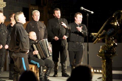 2012 Concert Cosaques de l'Oural