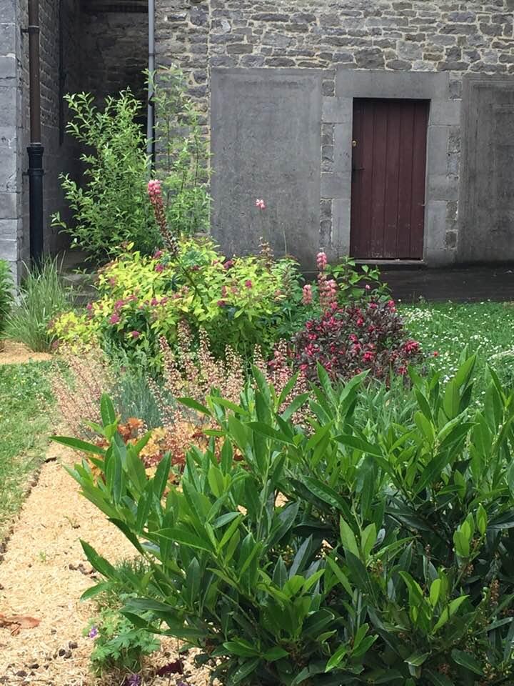 Fleurissement du centre ancien de Walcourt